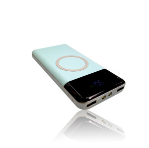Hot-selling wireless power bank 10000mah