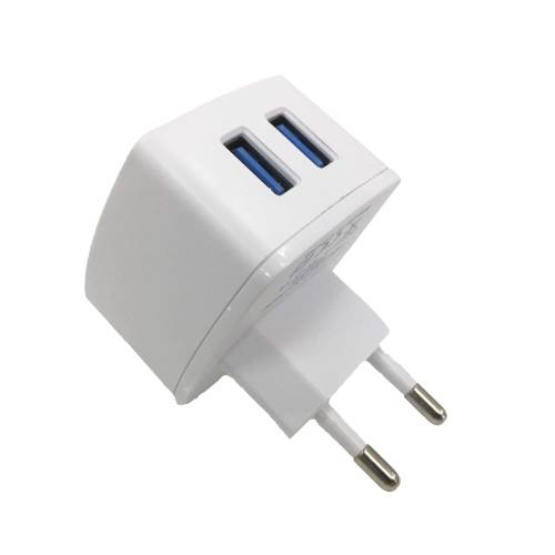 Janon fast charger 2 USB with LED light