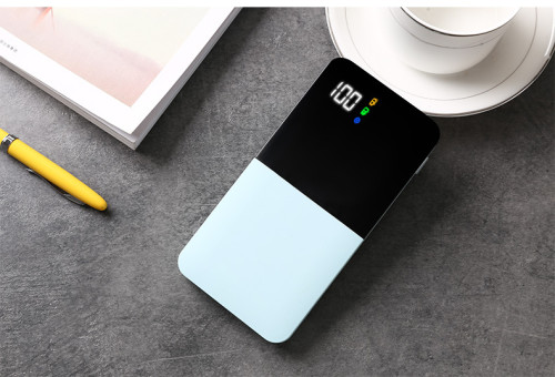 2019 HOT 10000mah Power Bank With LCD