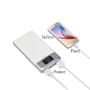 6000mah portable mobile power bank