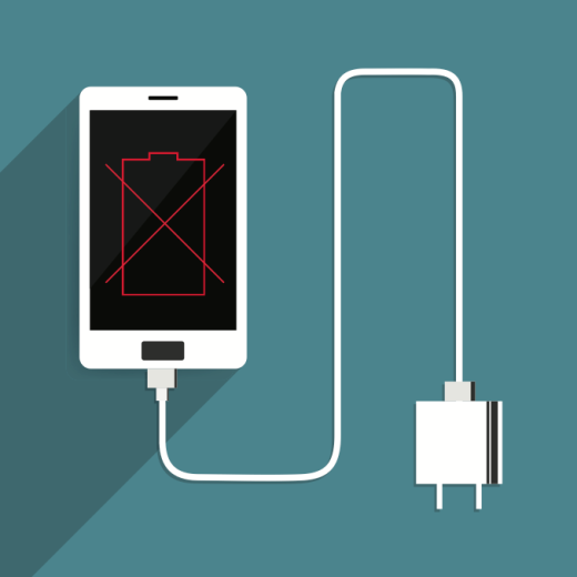 What are some tips for charging your phone?
