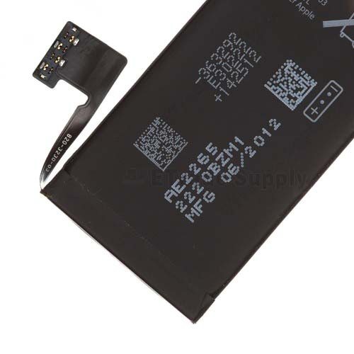 High quality Li-ion Polymer battery for iPhone battery 0 Cycle for iphone 5s
