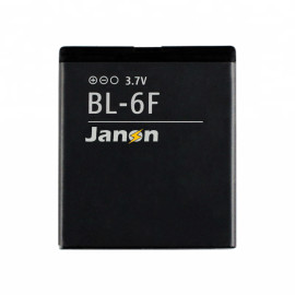 Good Quality 3.7V Replacement Battery 100% New Battery BL-6F For Nokia