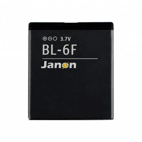 Universal Phone Battery for Nokia BL-6F 1200mah/3.7v Battery