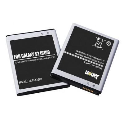 OEM 100% new external cellphone gb t18287-2000 battery for phone samsung galaxy S2