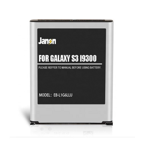 Customized Mobile Phone Battery Small Lithium Polymer Battery For Samsung S3