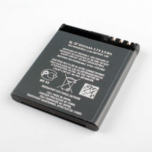 Rechargeable 950mAh Replacement BL-5F