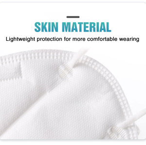Hot Sale Face Masks filter 5-Ply Mouth Cover for Virus Protection Pollen n95 mask with valve