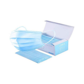 Earloop 3 Ply Surgical Face Mask / 3ply Disposable Medical Face Surgical Mask