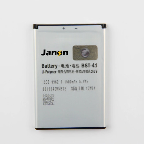 Factory Mobile Phone Li-ion Polymer Battery for Sony BST-41