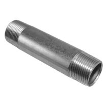 Stainless Steel Barrel Nipple 2 inch Pipe Fitting