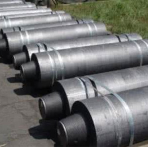 Low Resistivity Graphite electrode with High bulk density