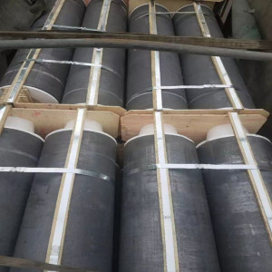 SHP graphite eelctrodes with low consumption from China manufacturer