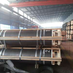 Stock price UHP graphite electrodes with low consumption