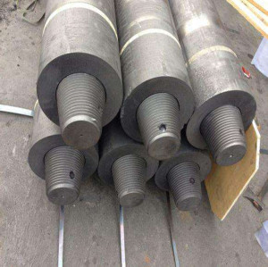 UHP graphite electrodes with low consumption from China factory