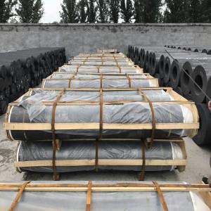 EAF arc furnace UHP graphite electrodes