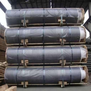 SHP graphite electrodfes produced from high quality pitch and petrol coke materials