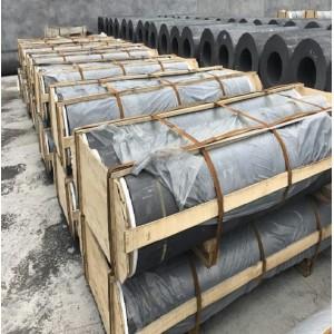 Carbon graphite electrodes SHP