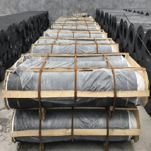 Arc furnace graphite electrodes uhp
