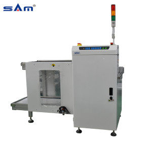 Automatic SMT Assembly Line PCB Magazine Loader