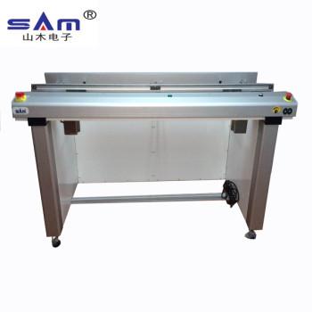 Customized 200cm Length PCB transfer conveyors linking conveyors