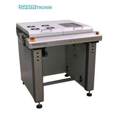 1 Meter  SMT Conveyors with cooling fan