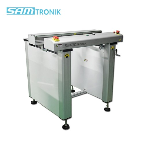 Customized 200cm Length PCB transfer conveyors linking conveyors