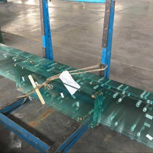 tempered toughened glass panels