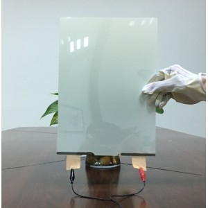 Switchable pdlc smart film