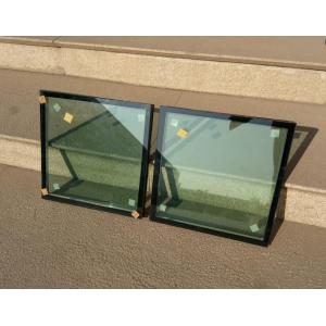 Double glazing Hollowed Insulating Low e Glass For Windows