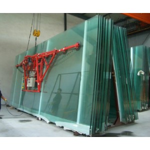 Clear float building glass 1830*2440