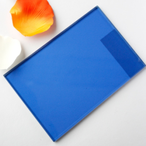 Ford Blue/Dark Blue/Lake Blue Float Glass