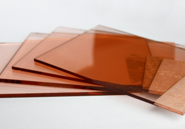 4mm Pink Float Glass