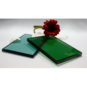 F Green/Dark Green Float Glass
