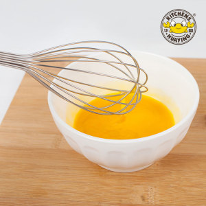 High quality stainless steel egg beater (small) For The Kitchen