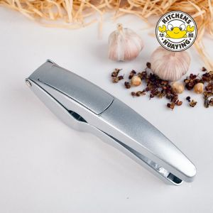 Hot Sale Stainless Steel Garlic Press For The Kitchen