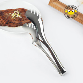 Food safe quality Food Service Tongs BBQ Bread Ice Toast Tong
