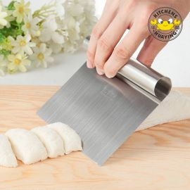 Kitchen Stainless Steel Chop Dough Vegetable Cutter