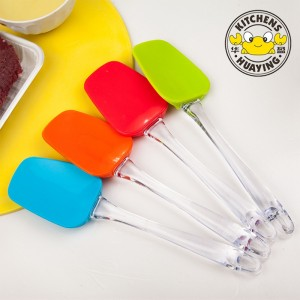 Factory Price High Temperature Resistance Bread Baking Silicone Spatula
