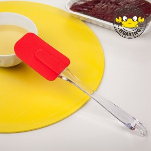 Hot-Selling Plastic Crystal Butter Blade For The Kitchen