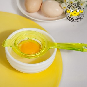 Kitchen Tools Egg Separator Egg White Yolk Filter Separator