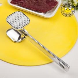 Zinc Alloy Meat Hammer  Tenderizer Mallet