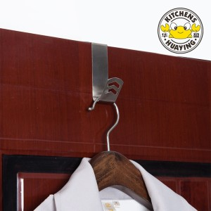 Hot Sale Stainless Steel 2cm Large Door Hook For The Kitchen