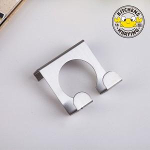 Hot Sale Stainless Steel 2mm Split Door Hook