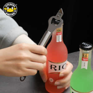 Hot Sale Stainless Steel Pointed Bottle Opener