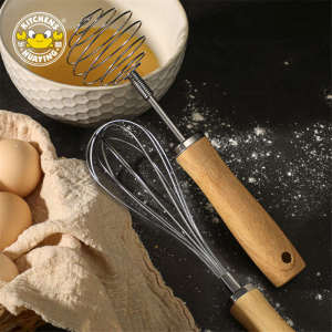 Hot Sale Stainless Steel Egg Beater For The Kitchen