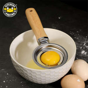 Hot Sale Stainless Steel Egg White Separator For The Kitchen