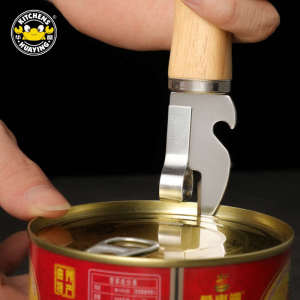 Hot Sale Stainless Steel Can Opener For The Kitchen