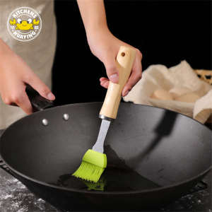 Hot Sale Plastic Butter Brush For The Kitchen For The Kitchen