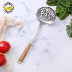 Hot Sale Long Handle Stainless Steel Kitchen Tools